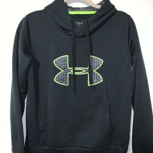 Under Armour Medium Semi-Fitted Coldgear Black